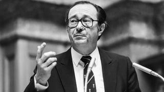 Pierre Aubert, 1978-1987