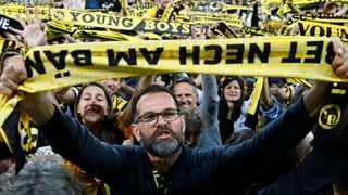 Für die Stadt Bern sind Meisterfeiern «Tradition»
