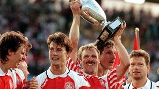 Vor 25 Jahren wurde Dänemark Fussball-Europameister