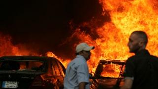 Anschlag gegen Hisbollah – Verletzte und Chaos in Beirut