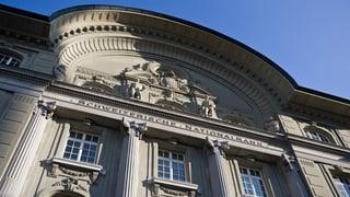 Negativzinsen – SNB ändert ihre Politik