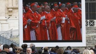 Die besten Webinhalte rund um die Papstwahl