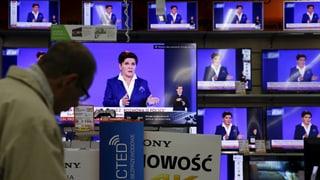 Polens Parlament billigt umstrittenes Mediengesetz