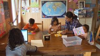Homeschooling in Merenschwand: Mama ist die Lehrerin