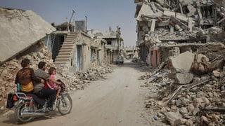 Die IS-Jäger – dem Unrecht auf der Spur