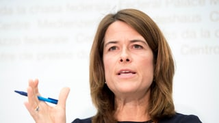 PLD vul proponer plirs candidats per il sez en il Cussegl federal