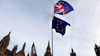 May kämpft mit neuen Zusicherungen aus Brüssel für Brexit-Deal