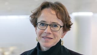 Eva Herzog gibt Rücktritt als Basler Finanzdirektorin bekannt