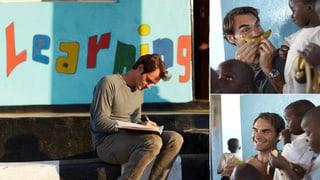 Roger Federer: Eine Zukunft als Lehrer?