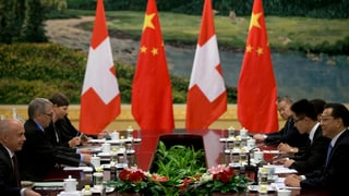 Freihandel mit China – wo bleiben die Menschenrechte?
