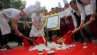 Peking verbietet Rauchen in der Öffentlichkeit