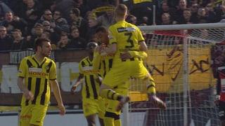 Aarau und YB mit 1:1-Unentschieden - Sion siegt beim FCZ mit 1:0