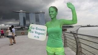 Tiere? Nein Danke! – Veganer erobern die Schweiz