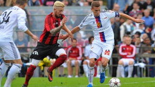 Basels Weg in den Cupfinal