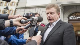 Haftstrafe gegen Ignaz Walker von Bundesgericht bestätigt