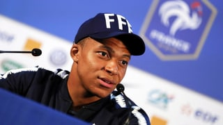 Mbappé ist zurück im Training