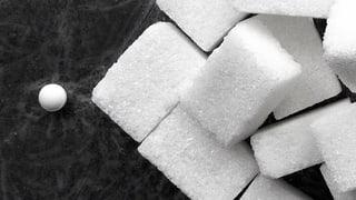 Süssen ohne Zucker: Eine Frage des Masses