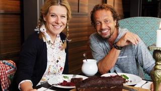 Video «Myriam bei Rolf Hiltl, «Teilzeit-Vegetarier»» abspielen