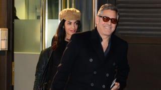 George Clooney ist jetzt ein Berliner