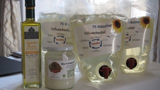 Luzerner Firma entwickelt Waschmittel ohne Palmöl