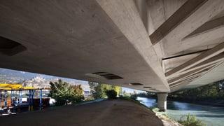Schweizer Autobahnbrücken am Limit