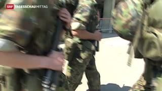 «Alle Soldaten sollen auf ihr Gewaltpotential überprüft werden»