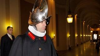 St. Galler Kommandant der Schweizer Garde entlassen