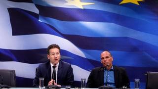 Eklat im Schuldenstreit: Griechenland schmeisst die Troika raus