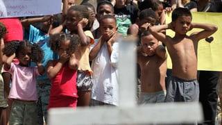 Unicef: Alle fünf Minuten wird ein Kind gewaltsam getötet