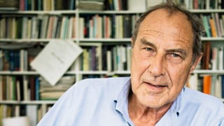 Video «Michael Krüger - Ein Leben für die Bücher» abspielen