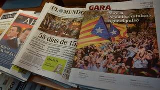 Einfach wird es für Madrid nicht, die Unabhängigkeitspläne Kataloniens zu stoppen. Es drohen Sabotage und Gewalt.