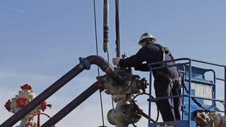 Gemeinsam gegen Fracking: Ostschweiz nicht im Boot