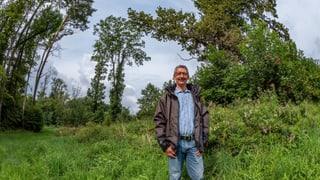 Ein Bauer, der lieber ein Landwirt ist (Artikel enthält Audio)