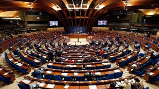 Russland erhält sein Stimmrecht im Europarat zurück