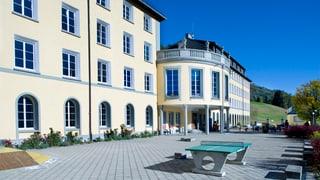 Institut Otalpin Ftan perda label da Swiss Olimpic