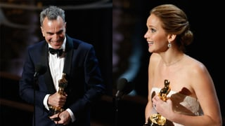 Oscars: «Argo», Daniel Day-Lewis und Jennifer Lawrence gewinnen