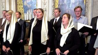 Video «Mein anderes Russland – Backstage Sankt Petersburg» abspielen
