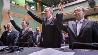 Walliser SVP geht vor Bundesgericht