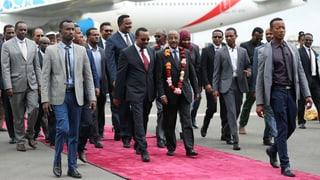 «Endlich Frieden in Sicht» zwischen Äthiopien und Eritrea