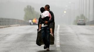 Flüchtlingskrise: Das Schweigen von FDP und CVP