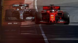 Vettels Fahrfehler beschert Hamilton den Sieg