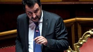 Italiens Regierung geht auf volles Risiko