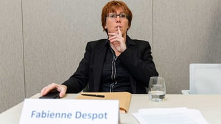 Nach Abhöraktion: Präsidentin der SVP Waadt soll zurücktreten