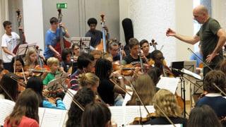 Kostenloser Musikunterricht motiviert Jugendliche zu Höhenflügen