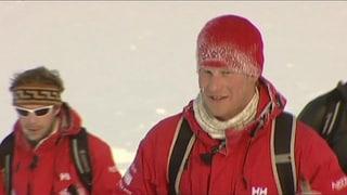 Prinz Harrys «Kommando Südpol»: Jetzt gilts ernst