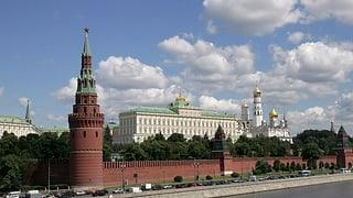Russland schlägt zurück