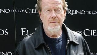 Ein Stern für den britischen Filmemacher Ridley Scott