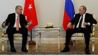«Mein lieber Wladimir»: Eine strategische Freundschaft