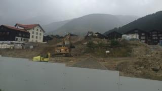 24 milliuns francs per l'hotel Oberalp ed abitaziuns