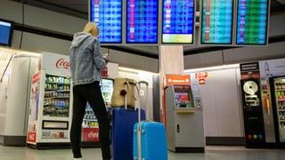 Streik legt Berliner Flughäfen lahm